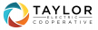 Taylor Cooperative Inc primary logo cropped (002)